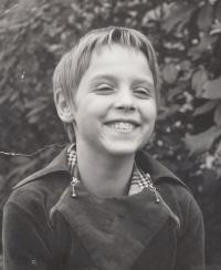 David Kabzan in 1979