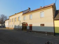 Inn U Krejčů in Vranové Lhota, whose owner, Otto Krajčí, was executed by the Germans on May 7, 1945