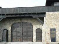 The Czech wall in Mauthausen-Gusen