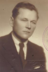Břetislav Bauman, father
