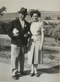 František and Jarmila Karabel