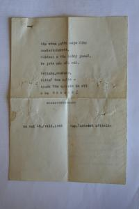 Text recited by Jiřík in 1946 part 2.