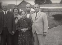 grandmother from Horní Čermná celebrates her 70th birthday