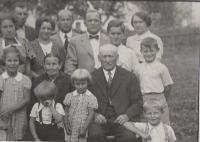Extended family 1938