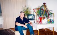 Jiří Beránek, na Vánoce v Egyptě, 2000