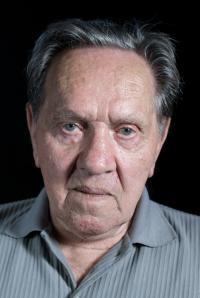 Stanislav Mazan, portrait from Eye Direct recording in April 2016