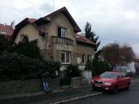 Birth house of Helena Brabencová in Praha - Strašnice