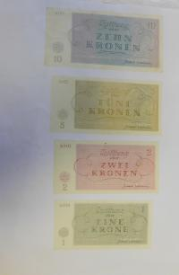 Money from Terezín
