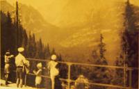 Trip to Tatras, 1947