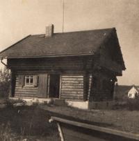 Cabin in Nová Huť