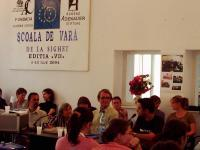 Doina Cornea at the Summer School organized by the Sighet Memorial (2004)