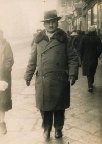 Otec Jan Szulc 1939