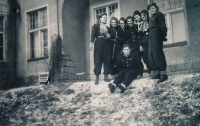 1949, Skaut, Bibiana dole