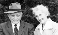 prarodiče Jaroslav a Olga Horníčkovi