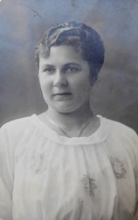 Bohumil mother Zemanová