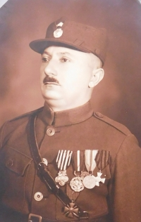 Father Francis Axmann in MS. legions in Russia during the first World War