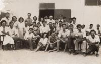 Kurs pro nové přistěhovalce, 1950