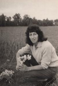 Michal, summer 1964