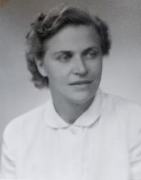 Mother Markéta Kajneková