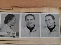 mother, Margita Luptáková