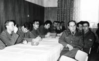 A Political Meeting (1982?)