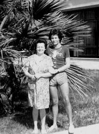 Robert - Meeting the mother in Split in 1985