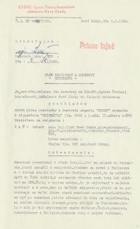 Investigation folder of Robert Vano, p. 4