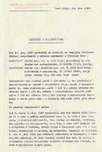 Investigation folder of Robert Vano, p. 7