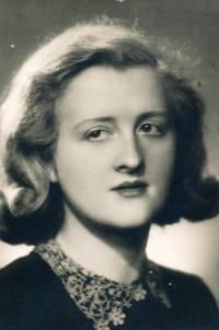 Maturitní foto, 1948