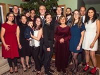 Family photograph, Christmas 2015