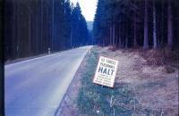Obrázek ze Šumavy šedesátých let