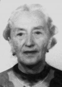 Marie Bartoňová - historical photo