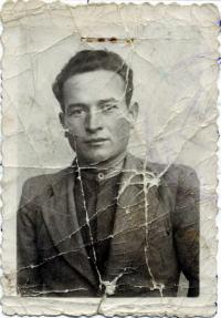 Michal Skiba in 1944