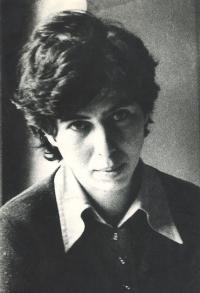 Zsuzsa Gáspár about 1980