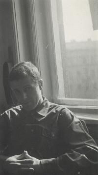 Péter Donáth, about 1967