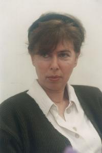 Zsuzsa Gáspár, about 1992