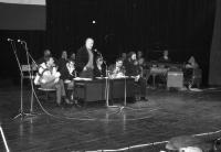 Development of Free Democrats, Jurta Theatre, 1988
