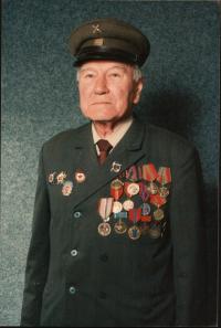 A present-day picture of Vladimír Souček