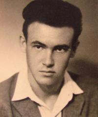 Josef Beneš, 1956