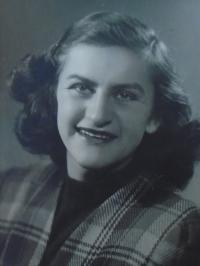 10 - Marie Condlova born Reindlova - 1946