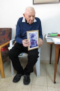 Avraham Talmi in November 2015