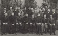 1940 - spiritual exercises at the grammar school