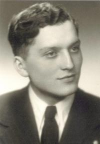 1942 - maturitní foto