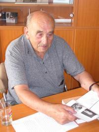 Rudolf Macek Prague June 2007