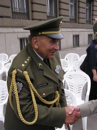 Rudolf Macek funeral ceremony for Pika 2007
