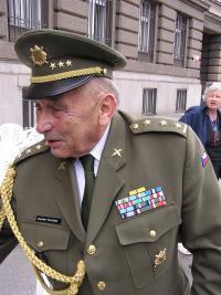 Rudolf Macek funeral ceremony for Pika 2007 II