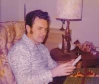 1972 - celebrate birthday