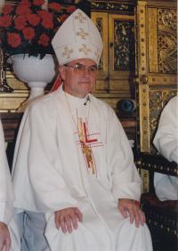 1999 - Peter Esterka, the episcopal consecration of