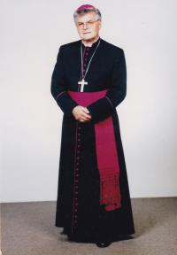 1999 - Bishop Petr Esterka