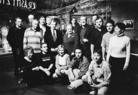 Prokop Michal – tým pořadu Krásný ztráty, V. Havel, M. Albrightová 2004/2005